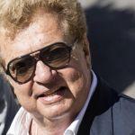 Vittorio Cecchi Gori torna a casa dopo il ricovero per ischemia cerebrale