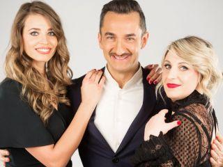 90 Special al via la nuova trasmissione di Nicola Savino con Katia Follesa, Malgioglio e Ivana Mrazova