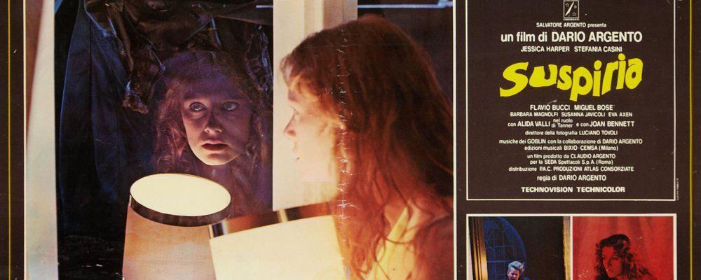 Suspiria, trama, curiosità e cast del film restaurato