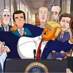 Our Cartoon President, la satira su Donald Trump diventa cartone animato