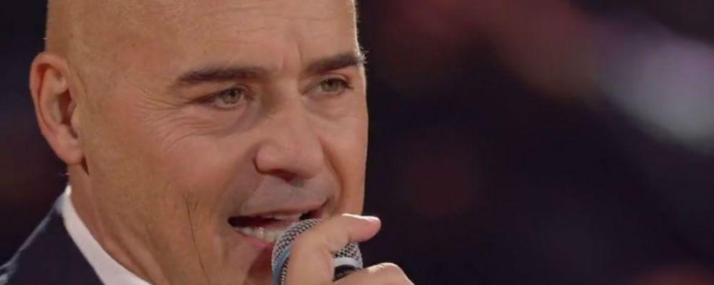 Luca Zingaretti da Paolo Bonolis a 'Music': 'La Magliana? Una grande palestra di vita'