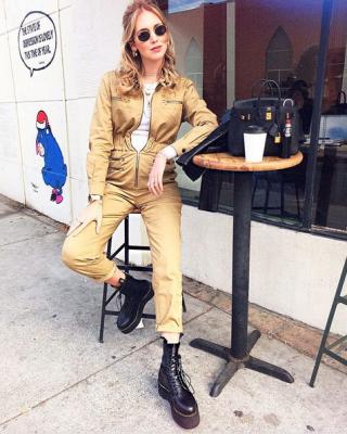 Chiara Ferragni, tutte le immagini del suo 'pancino' social