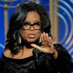 Oprah Winfrey il discorso dei Golden Globe: 'Il loro tempo è concluso'