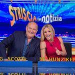 Striscia la notizia, Gerry Scotti sostituisce Ezio Greggio al fianco di Michelle Hunziker