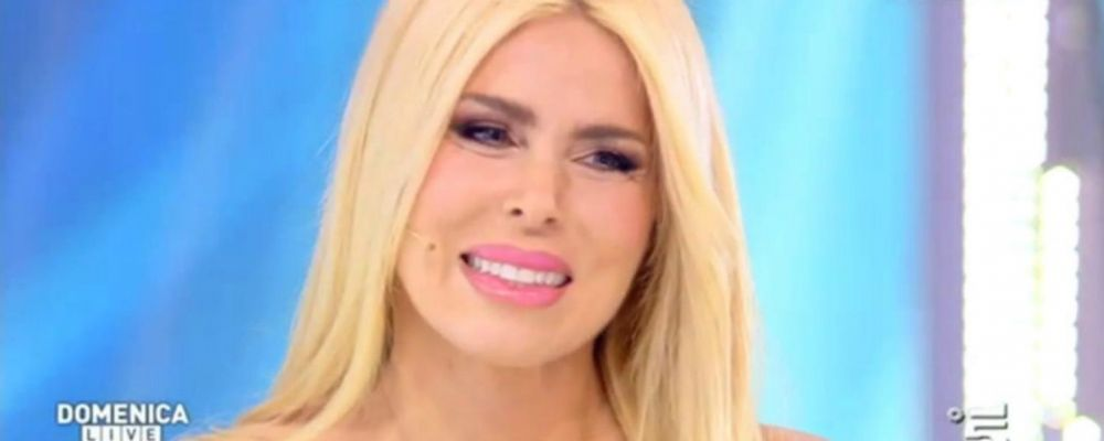 Domenica Live, Loredana Lecciso: 'Non ho lasciato Al Bano'