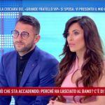 Domenica Live, Alessia Macari e le nozze con Oliver Kragl