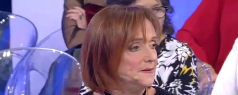 Uomini e donne, Maria De Filippi contro Annamaria: 'Non sei Miss Universo'