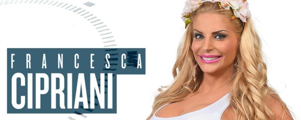 Isola dei famosi 2018, chi è Francesca Cipriani: la quarta classificata