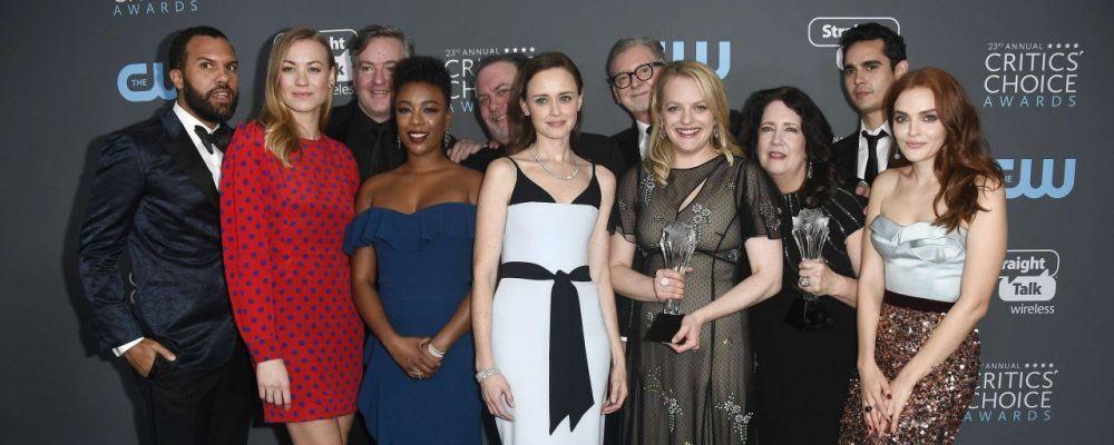 Critics' Choice Awards 2018, i vincitori: trionfo per The Handmaid's Tale e Big Little Lies