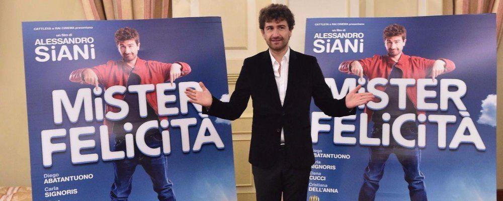 Mister Felicità: cast, trama e curiosità del film con Alessandro Siani