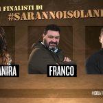 Saranno isolani, i tre finalisti che volano in Honduras per l'Isola dei famosi