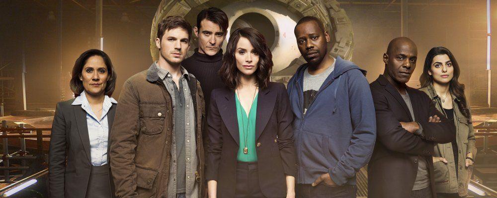 Timeless, salvare la storia viaggiando nel tempo trama e cast della serie tv