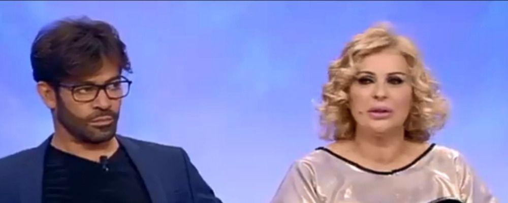 Uomini e donne, l'accusa di Gemma: 'Giorgio è condizionato da Tina'