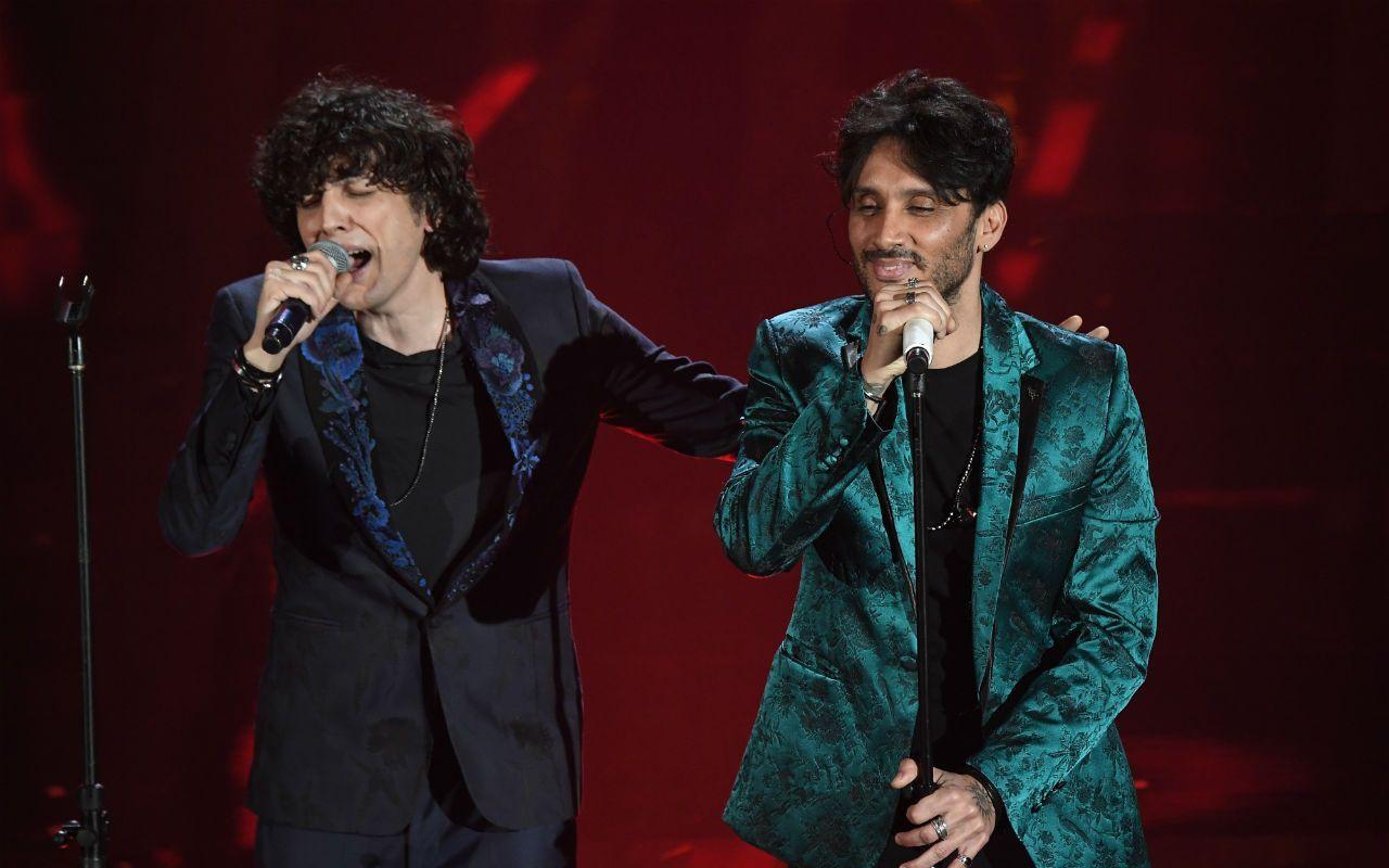 """Ermal Meta e Fabrizio Moro: """"Cantiamo le nostre emozioni e quelle di chi ci segue"""""""