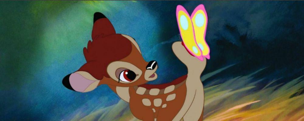 Bambi compie 70 anni, il cerbiatto orfano e altre storie tristi per bambini