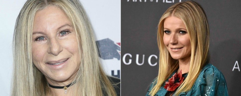 Gwyneth Paltrow e Barbra Streisand nella nuova serie di Ryan Murphy, The Rock conduttore di The Titan Games