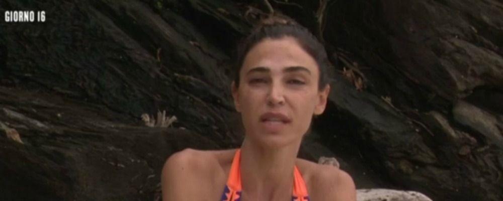 Isola dei famosi 2018, Cecilia Capriotti: 'Voglio smascherare Filippo Nardi'