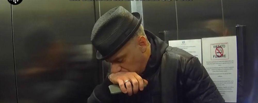 Le Iene, J-Ax bloccato in ascensore: la vendetta di Fedez
