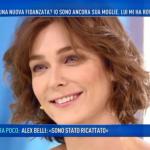"""Domenica Live, Katarina Raniakova replica alle accuse di Alex Belli: """"E' una persona che ha sempre mentito'"""