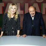 Rita Dalla Chiesa torna a Mediaset con Maurizio Costanzo per Ieri Oggi Italiani