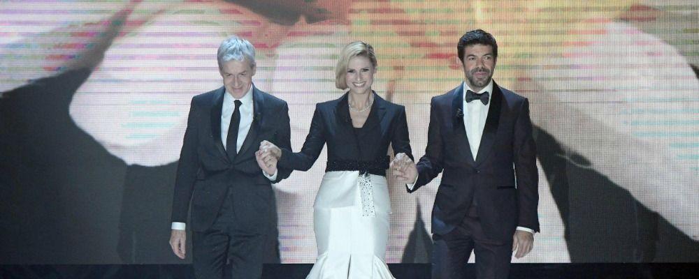 Sanremo 2018, ascolti tv: la terza serata vola oltre il 50% di share