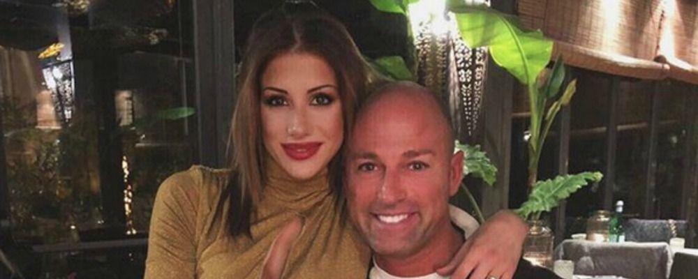 Stefano Bettarini, compleanno d'amore con Nicoletta Larini