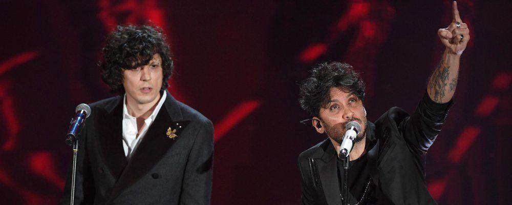 Sanremo 2018, il caso: la canzone di Ermal Meta e Fabrizio Moro simile a 'Silenzio'