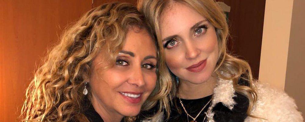 Chiara Ferragni, la mamma Marina Di Guardo: 'Felice di aver cresciuto figlie forti e orgogliose'