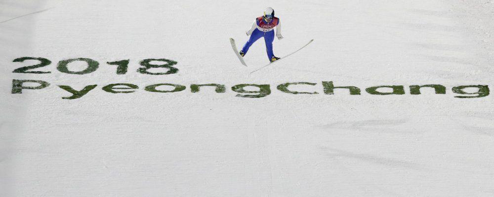 Giochi Olimpici Invernali Pyeongchang 2018 su TimVision