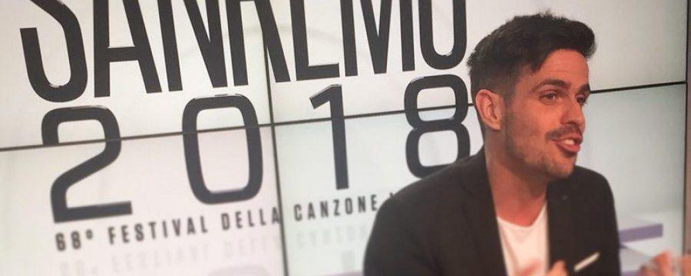 Sanremo Nuove Proposte 2018, chi è Lorenzo Baglioni
