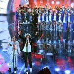 Sanremo 2018: lo Stato Sociale, il coro dell'Antoniano e Paolo Rossi