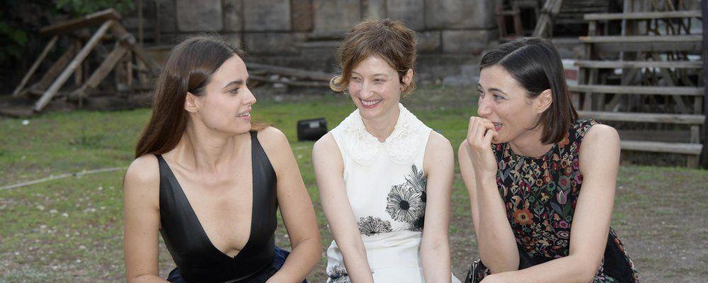 'Dissenso comune', le donne del cinema italiano contro abusi e molestie