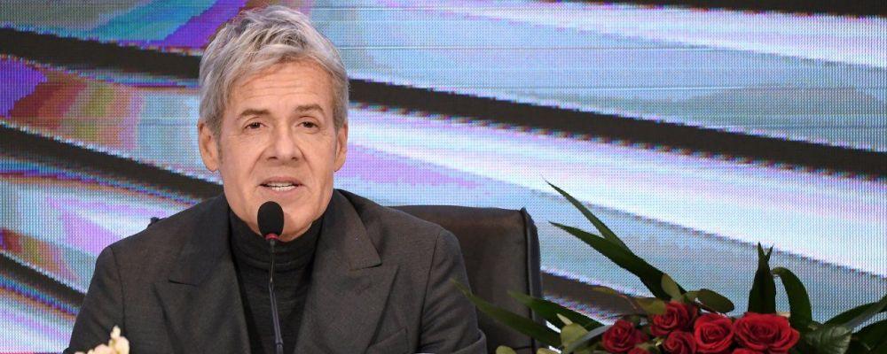 Claudio Baglioni ci ripensa forse il bis di Sanremo
