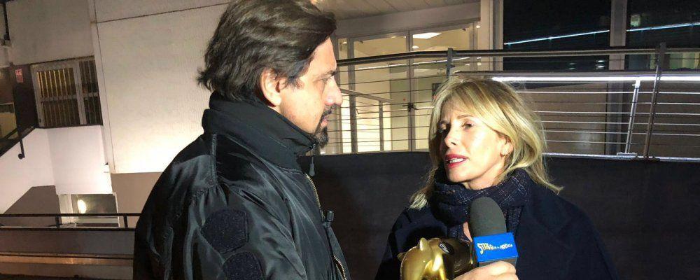 Tapiro d'oro per Alessia Marcuzzi dopo lo scandalo droghe all'Isola dei famosi