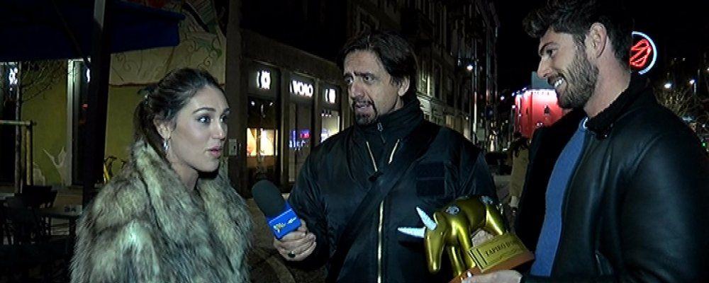 Tapiro per Ignazio Moser che chiede a Cecilia Rodriguez: 'Perché mi hai messo le corna?'