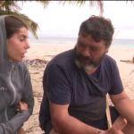 Isola dei Famosi 2018, Franco Terlizzi 'offre' il figlio a Bianca Atzei