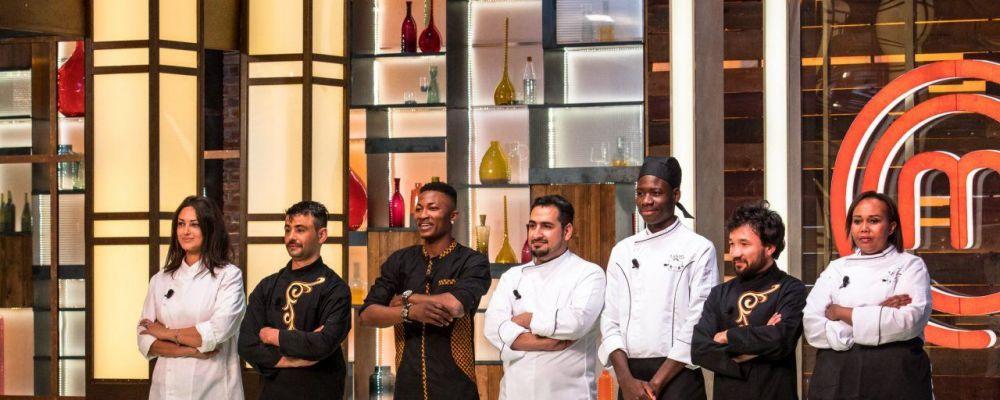 MasterChef 7, anticipazioni puntata 22 febbraio: in cucina con sette chef rifugiati
