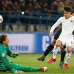 Ascolti tv, 5,2 milioni di telespettatori per Roma - Shakhtar Donetsk