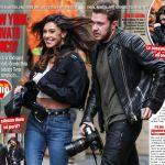 Belen Rodriguez paparazzata a New York senza Iannone ma con nuovo amico