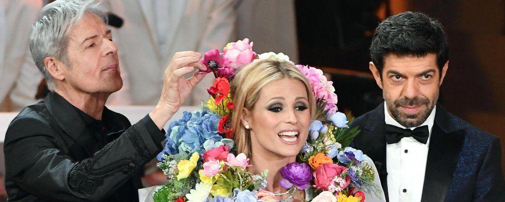 Sanremo 2018, scaletta e programma della finale