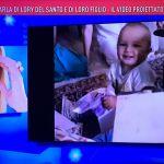 """Domenica Live, Lory Del Santo sulla morte di Conor: """"Così il mio cuore è morto"""". E la D'Urso piange"""