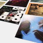Tendenza vinile colorato: da Sfera Ebbasta ai Rolling Stones, la musica bella anche da vedere