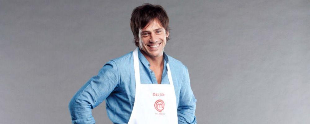 Celebrity Masterchef, Davide Devenuto: 'Un menu di mare per il cast di Un posto al sole'