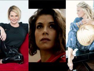 Amici 17 il serale, commissione esterna: Heather Parisi, Giulia Michelini e Simona Ventura