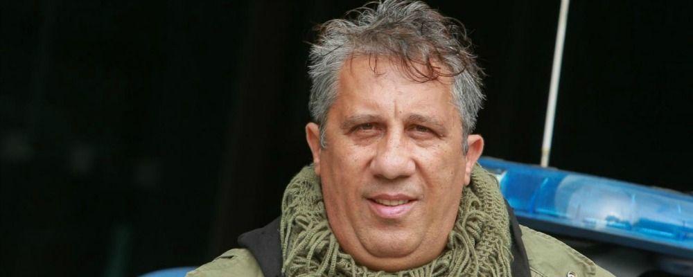 Il Commissario Montalbano, Agatino Catarella: 'Chiedevo l'elemosina con gli zingari'