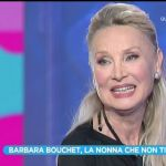 Domenica In, Barbara Bouchet: 'Vivo con 511 euro? Fake news'