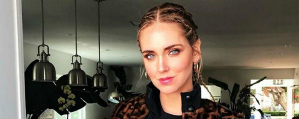 Chiara Ferragni dà forfait agli Oscar ma non rinuncia al vestito