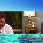 Isola dei famosi 2018, settima puntata: il confronto tra Terlizzi e Warwick, in nomination Rosa, Alessia e Simone