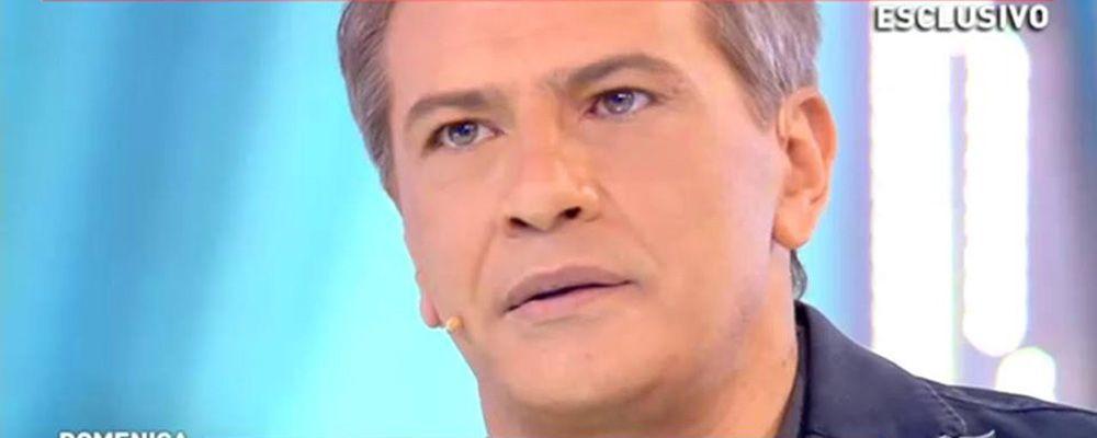 Domenica Live, Lorenzo Crespi: 'Sono malato, non povero. Mi hanno truffato'