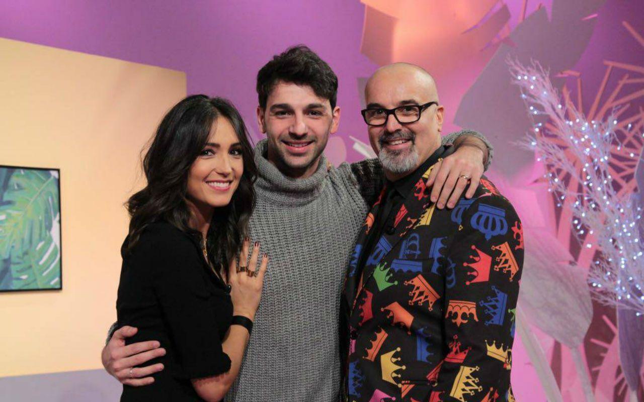 Ballando 2018, Todaro e Ciacci su Zazzaroni: 'E' stato frainteso, ma deve prendersi le responsabilità di ciò che dice'